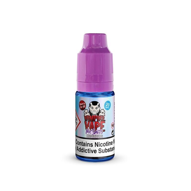Heisenberg Nic Salt