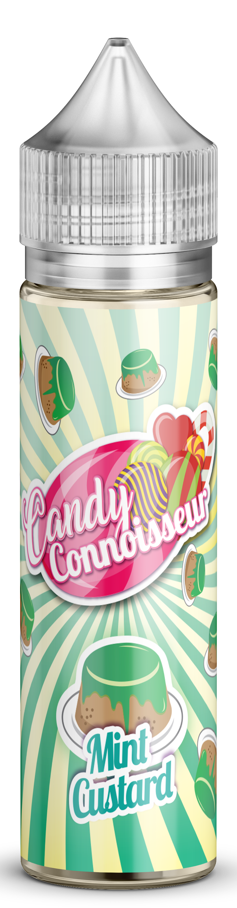 Mint Custard - Candy 50ml