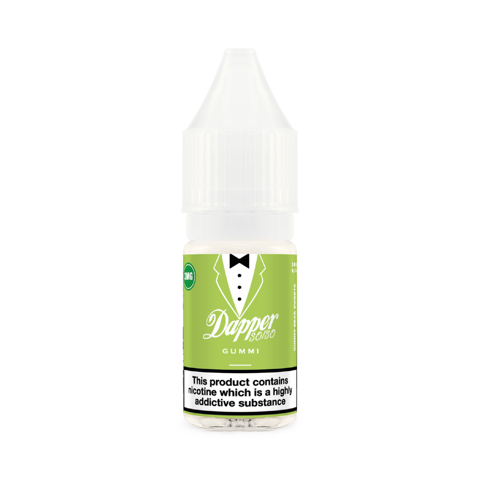 Gummi - Dapper 10ml