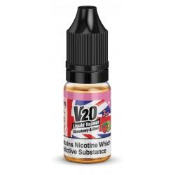 Strawberry & Kiwi - V2O 10ml