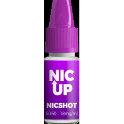 Nic Up 50/50 Nic Shot