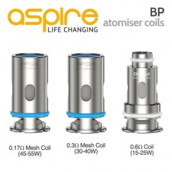 BP Coils - Aspire